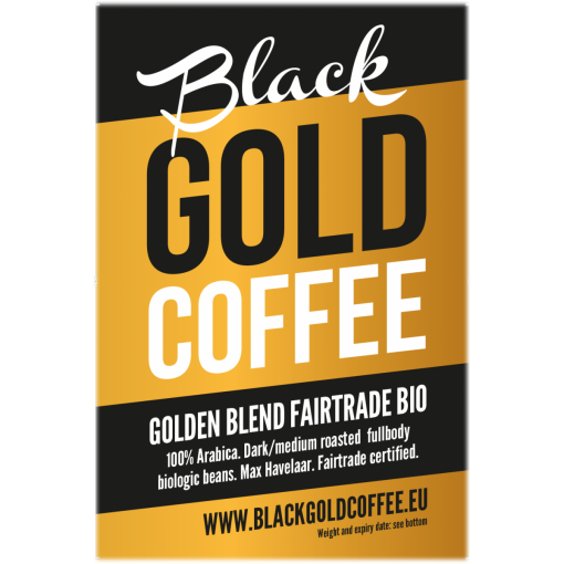 Black Gold Coffee Fairtrade Bio
