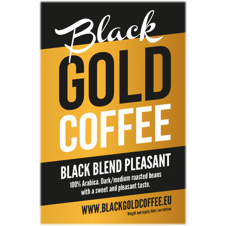 Black Gold Coffee Pleasant