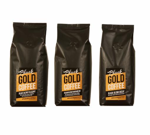 Black Gold CoffeeBlack & Gold Mixed Blend