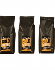 Black Gold Coffee Black & Gold Mixed Blend 3x