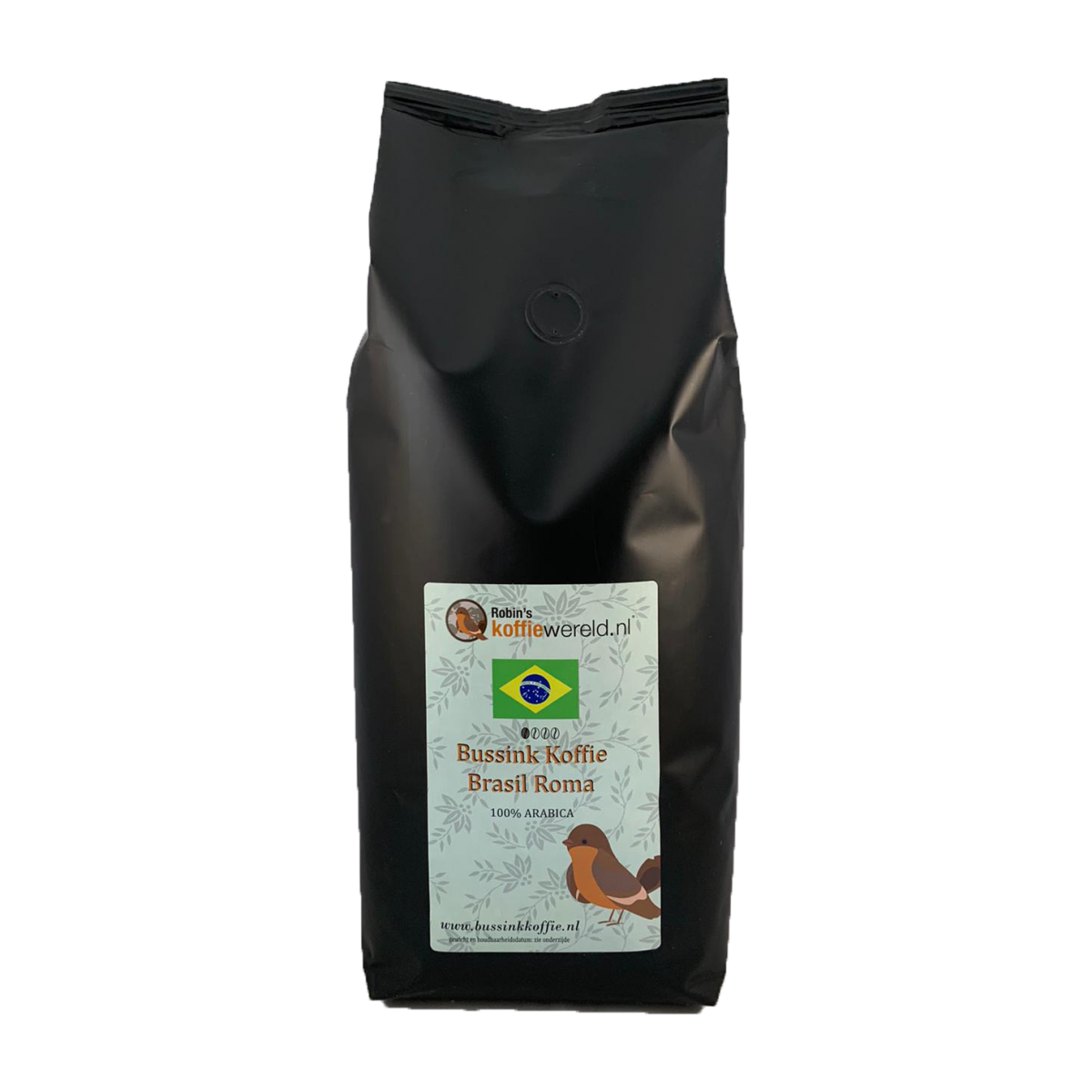 Bussink Koffie Brasil Roma 1 stuk 2020