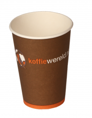 Koffiewereldkartonbekernobackground (Large)