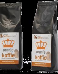 Robin Bussink Koffie Oranje koffie 250 gram